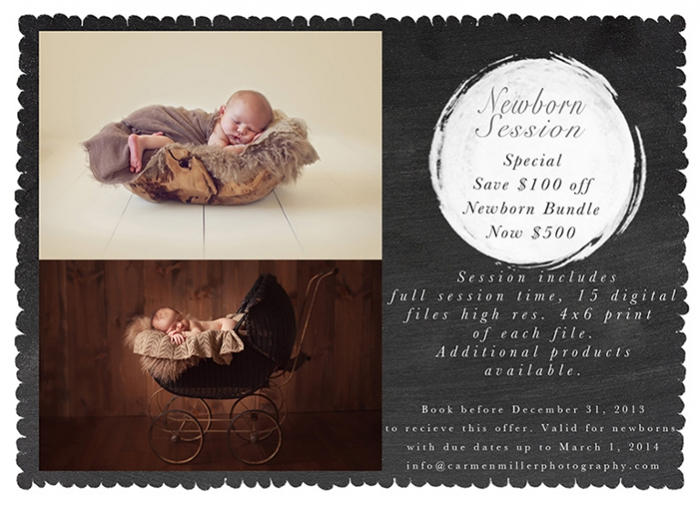 seattle newborn photographer baby special