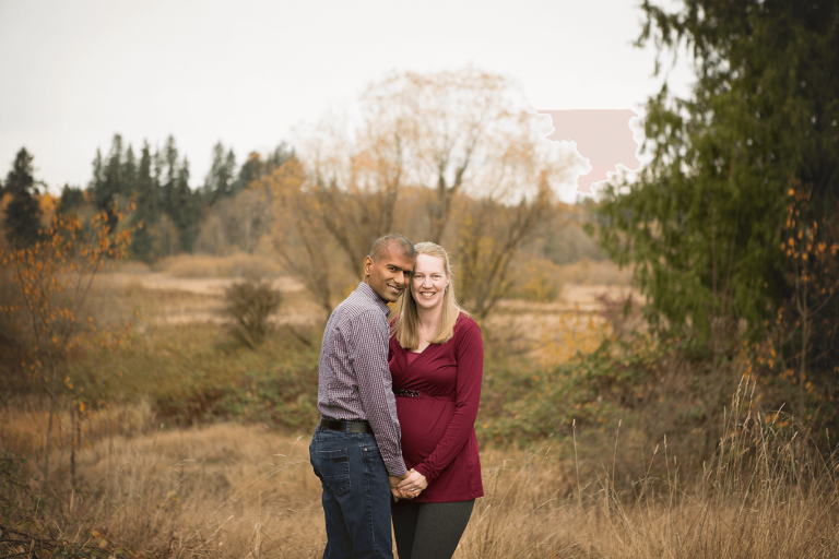 seattle maternity photographer park