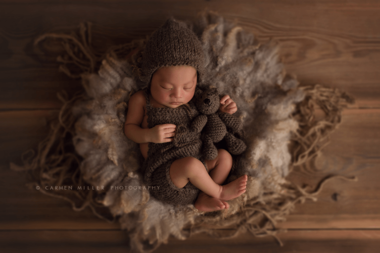 seattle newborn photographer studio