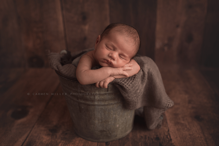 newborn photos in seattle